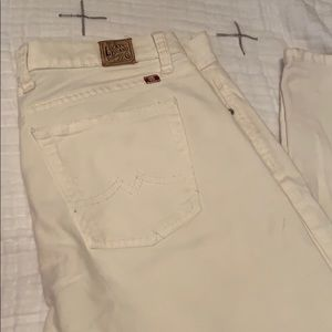Lucky brand jeans white/off white Sz 6